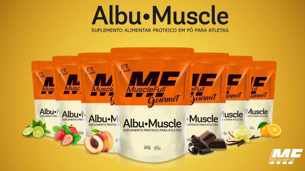 ALBUMINA ALBU-MUSCLE