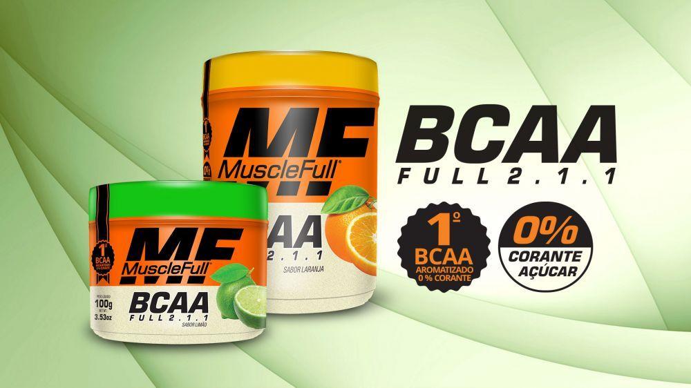BCAA Full 2.1.1 100g