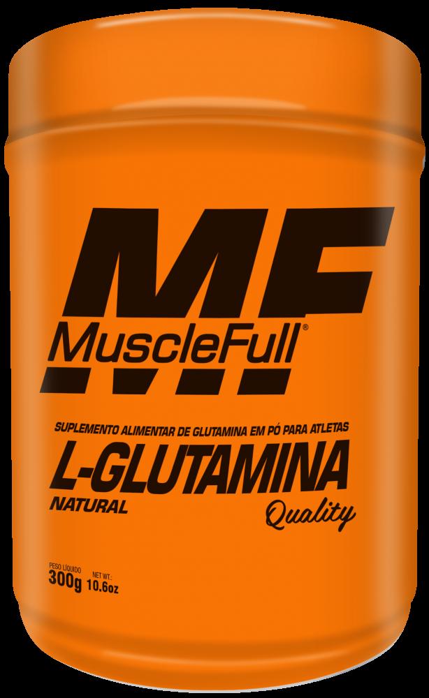 L-Glutamina Quality