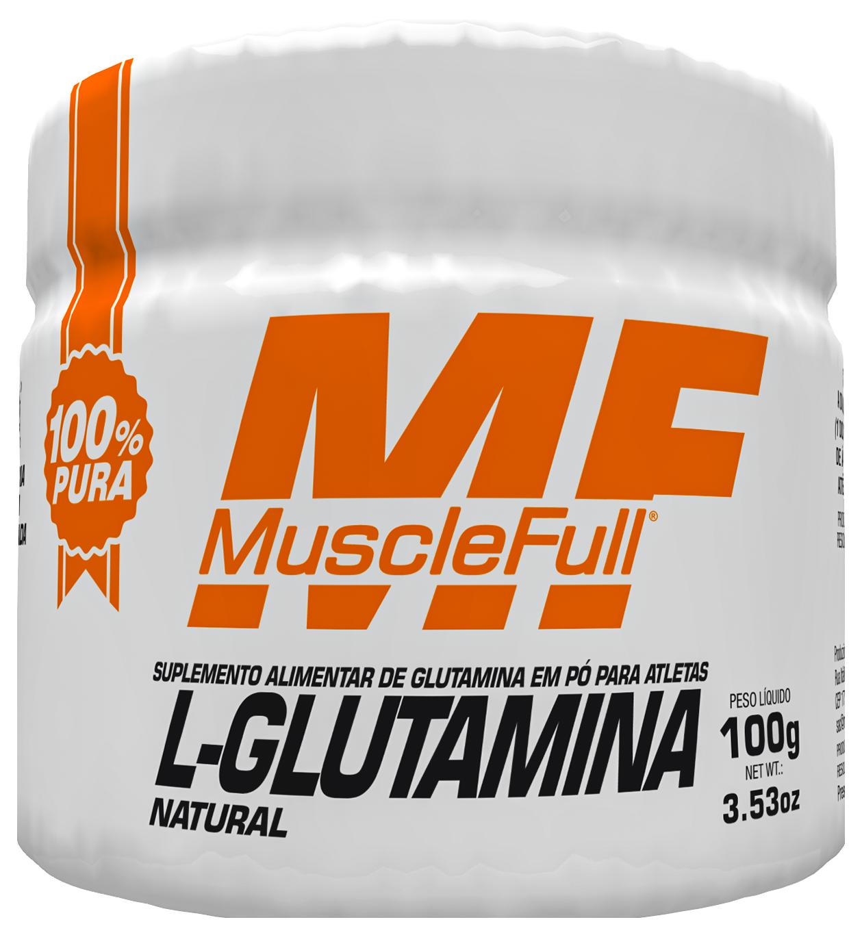 L-Glutamina 100% 300g