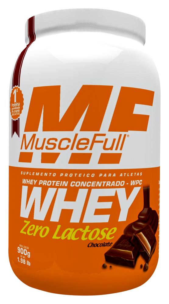 Whey Protein Zero Lactose   - Muscle Full