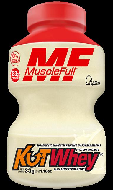 Mini KutWhey Leite Fermentado Tradicional 33g  - Muscle Full